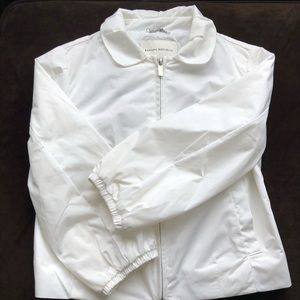 White wind breaker - Make me an offer 😊